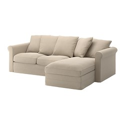 GRÖNLID - 3-seat sofa, with chaise longue/Sporda natural | IKEA Hong Kong and Macau - PE668756_S3