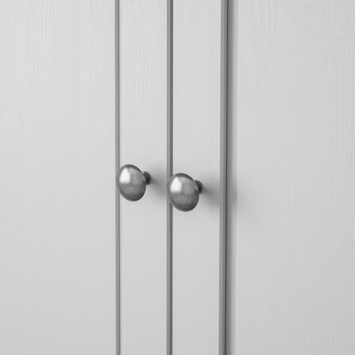 SUNDVIK - 衣櫃, 灰色 | IKEA 香港及澳門 - PE813558_S4