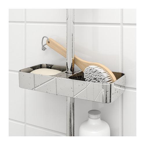 BROGRUND - 浴室架, 鍍鉻 | IKEA 香港及澳門 - PE668810_S4