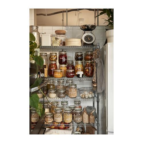 OMAR 1 shelf section