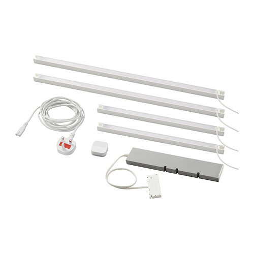 TRÅDFRI/SKYDRAG - lighting kit, white | IKEA Hong Kong and Macau - PE813567_S4