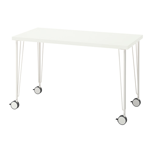 KRILLE/LAGKAPTEN - desk, white | IKEA Hong Kong and Macau - PE813619_S4