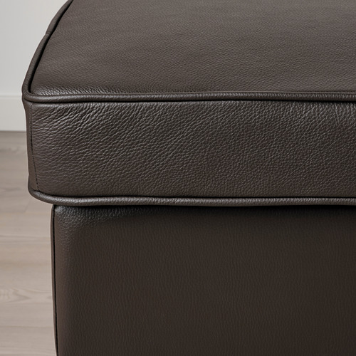 STRANDMON - footstool, Grann/Bomstad dark brown | IKEA Hong Kong and Macau - PE813620_S4
