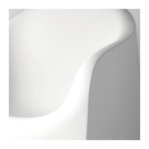 SKARPÖ - armchair, outdoor, white | IKEA Hong Kong and Macau - PE617040_S4