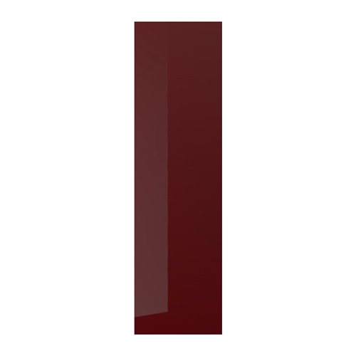 KALLARP - cover panel, high-gloss dark red-brown | IKEA Hong Kong and Macau - PE758714_S4