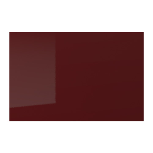 KALLARP - drawer front, high-gloss dark red-brown | IKEA Hong Kong and Macau - PE758704_S4