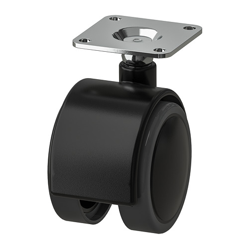 ALEX - 活輪, 黑色 | IKEA 香港及澳門 - PE813716_S4