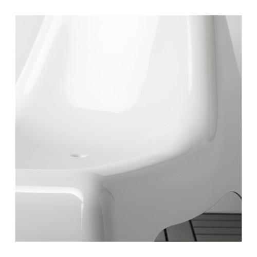 IKEA PS VÅGÖ - easy chair, outdoor, white | IKEA Hong Kong and Macau - PE617098_S4