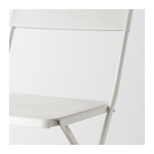 FEJAN - 戶外椅子, 可摺合 白色 | IKEA 香港及澳門 - PE617109_S4