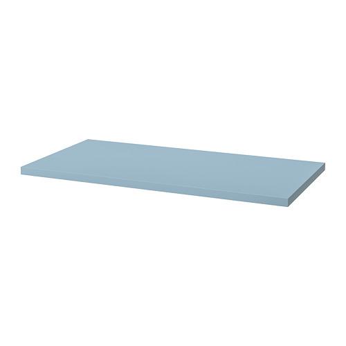 LAGKAPTEN - table top, 120x60cm, light blue | IKEA Hong Kong and Macau - PE813776_S4