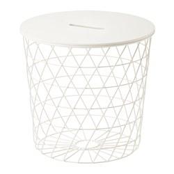 KVISTBRO - storage table, white | IKEA Hong Kong and Macau - PE618485_S3