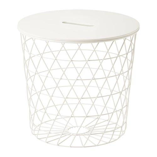 KVISTBRO - storage table, white | IKEA Hong Kong and Macau - PE618485_S4