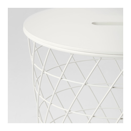 KVISTBRO - storage table, white | IKEA Hong Kong and Macau - PE618488_S4