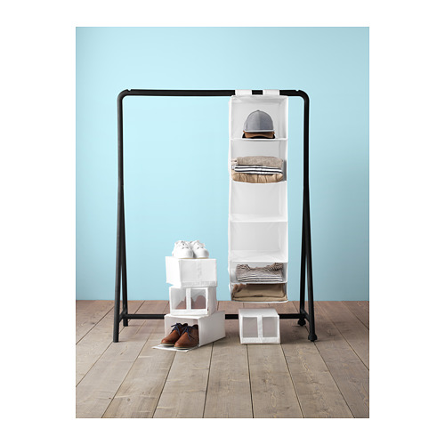 SKUBB storage with 6 compartments