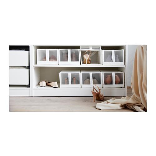 SKUBB - 鞋盒, 白色 | IKEA 香港及澳門 - PH136148_S4