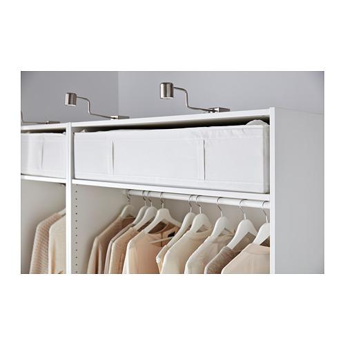 SKUBB - 貯物箱, 93x55x19 cm, 白色 | IKEA 香港及澳門 - PH136138_S4