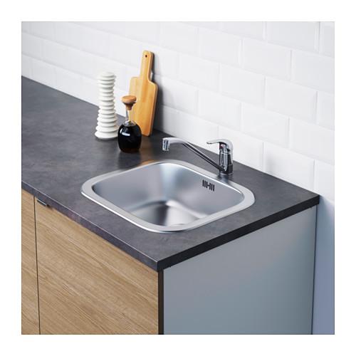 KNOXHULT - 連門地櫃, 木紋/灰色   IKEA 香港及澳門 - PE617212_S4
