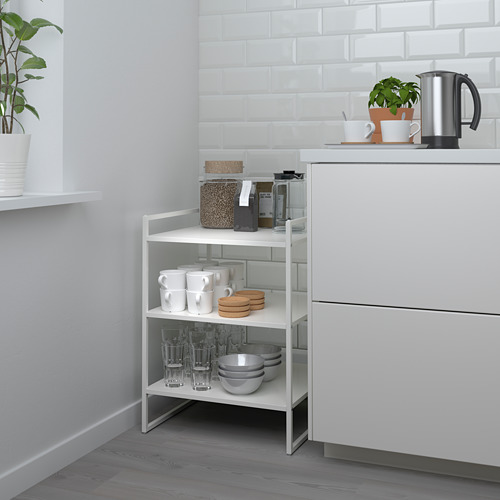JONAXEL - 層架組合, 白色   IKEA 香港及澳門 - PE719173_S4