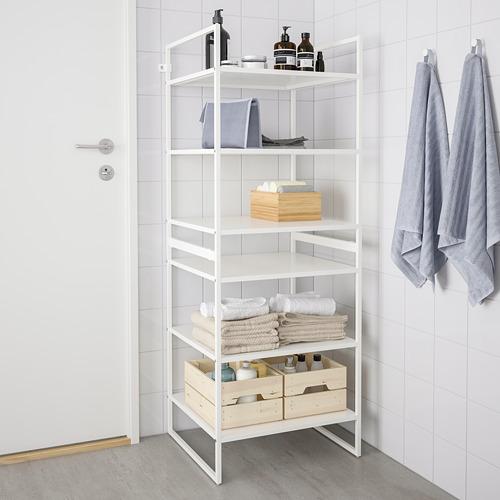 JONAXEL - 層架組合, 白色   IKEA 香港及澳門 - PE719174_S4