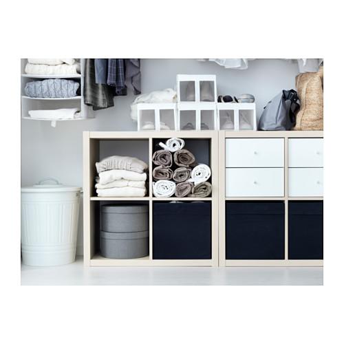 DRÖNA - box, black | IKEA Hong Kong and Macau - PH120772_S4