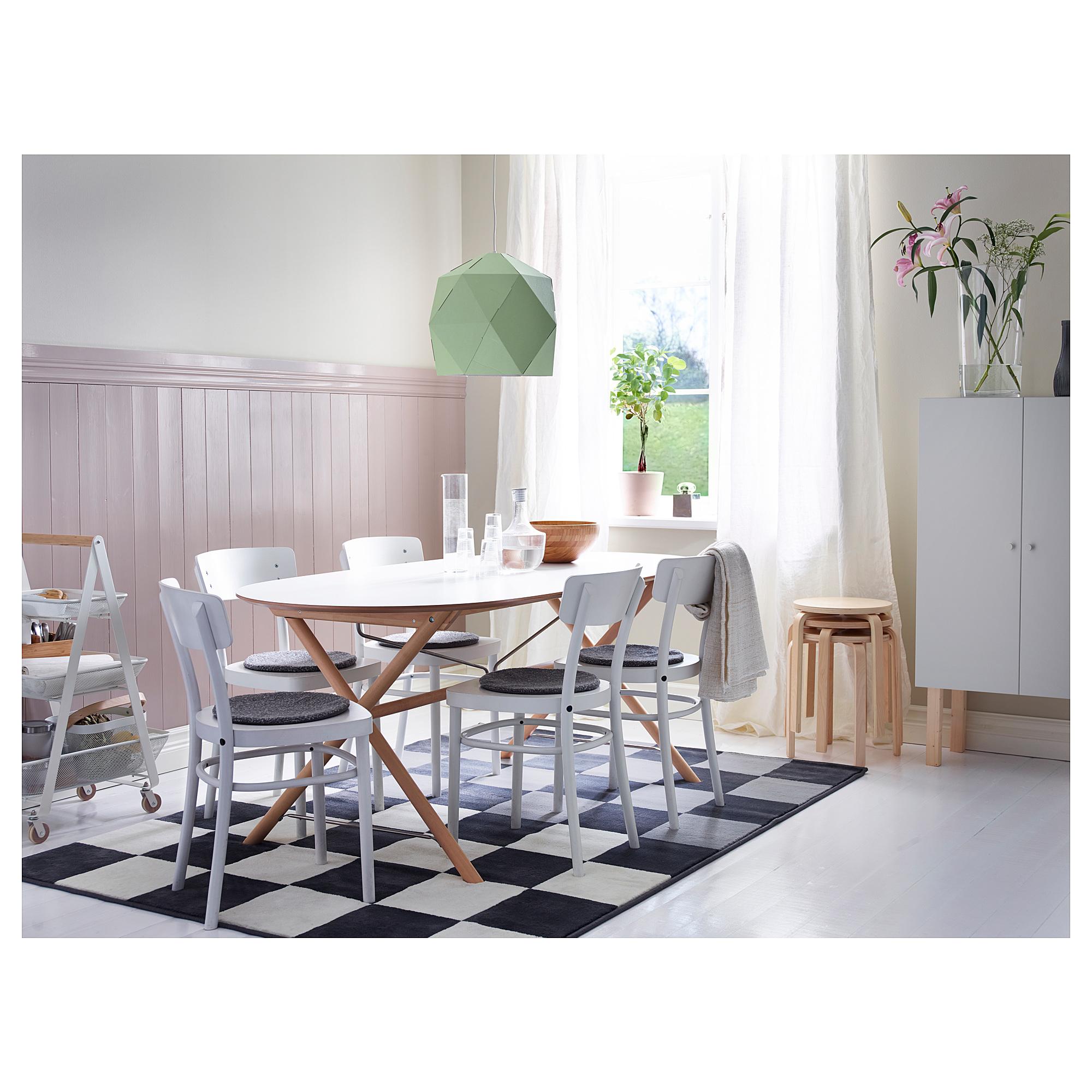 Fabulous Idolf Chair White Ikea Hong Kong Inzonedesignstudio Interior Chair Design Inzonedesignstudiocom