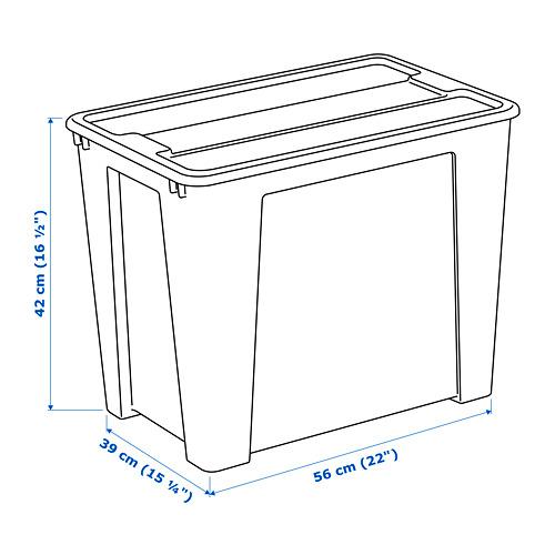 SAMLA - 65 litres box | IKEA Hong Kong and Macau - PE719188_S4
