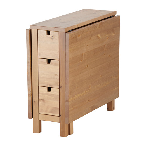 NORDEN - gateleg table, antique stain   IKEA Hong Kong and Macau - PE554439_S4