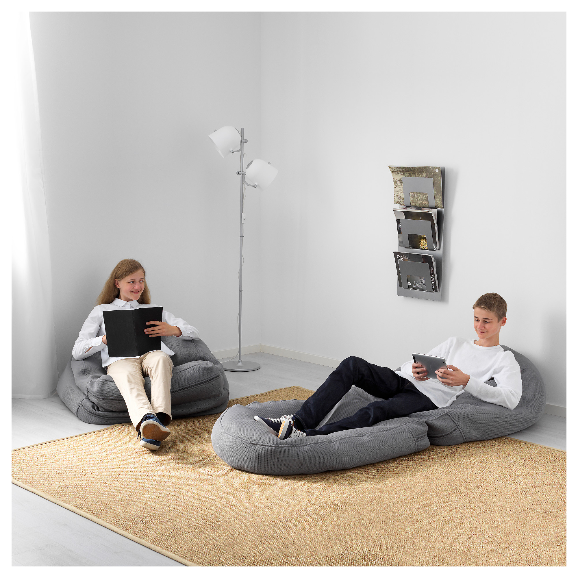 Incredible Bussan Beanbag In Outdoor Grey Ikea Hong Kong Pdpeps Interior Chair Design Pdpepsorg