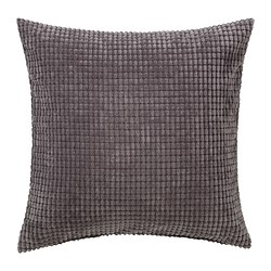 GULLKLOCKA - cushion cover, grey | IKEA Hong Kong and Macau - PE418341_S3