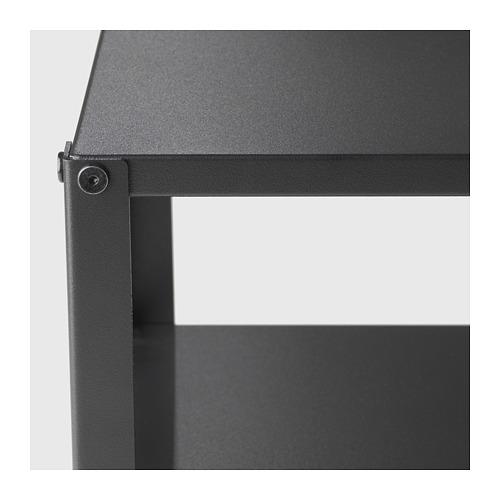 KNARREVIK - 床頭几, 黑色 | IKEA 香港及澳門 - PE669475_S4