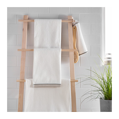 VIKFJÄRD - hand towel, white | IKEA Hong Kong and Macau - PE719351_S4