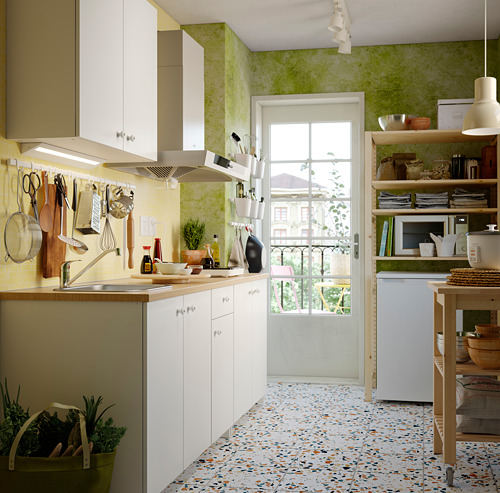 KNOXHULT - kitchen, white | IKEA Hong Kong and Macau - PE759074_S4