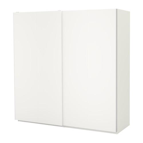 PAX - 衣櫃, 白色/Hasvik 白色 | IKEA 香港及澳門 - PE554730_S4