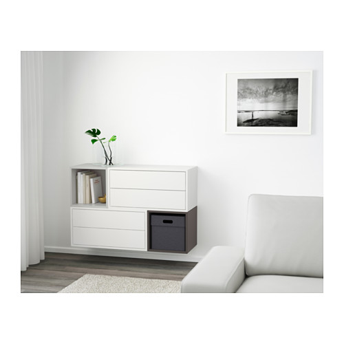 EKET wall-mounted cabinet combination