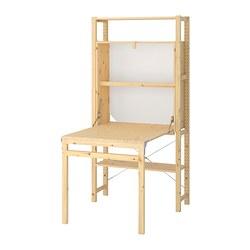 IVAR - 1 sec/storage unit w foldable table, 90x104x179 cm | IKEA Hong Kong and Macau - PE669755_S3