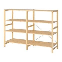 IVAR - 貯物組合, 174x50x124 cm, 松木 | IKEA 香港及澳門 - PE669757_S3