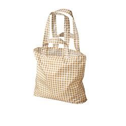 SKYNKE - 購物袋, 黃色/白色 | IKEA 香港及澳門 - PE759148_S3