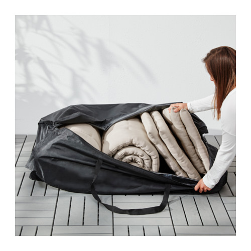 TOSTERÖ storage bag for cushions