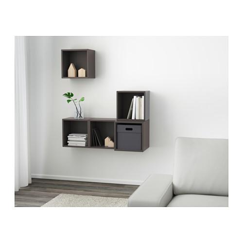 EKET - 上牆式貯物組合, 深灰色 | IKEA 香港及澳門 - PE617881_S4