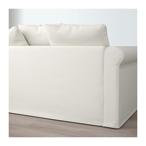 GRÖNLID - 4-seat sofa, with chaise longues/Inseros white | IKEA Hong Kong and Macau - PE669611_S4