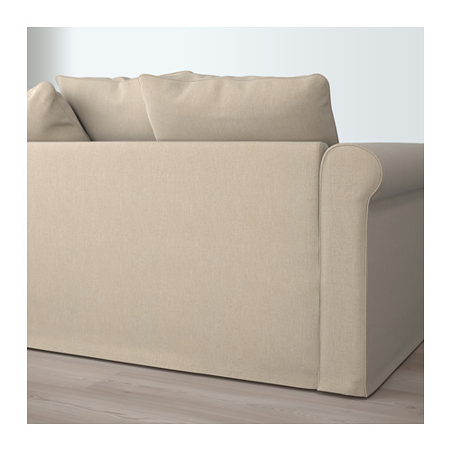 GRÖNLID - corner sofa, 3-seat, with open end/Sporda natural | IKEA Hong Kong and Macau - PE669595_S4