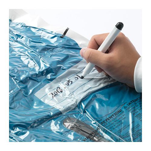 SPANTAD - 真空貯物袋,2件套裝, 淺藍色   IKEA 香港及澳門 - PE719419_S4