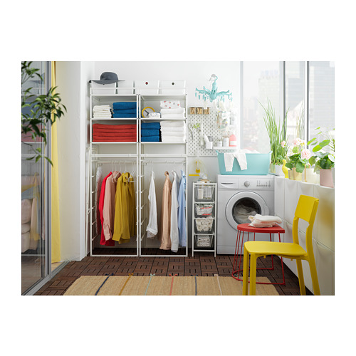 JONAXEL - shelving unit with clothes rail | IKEA Hong Kong and Macau - PH163613_S4