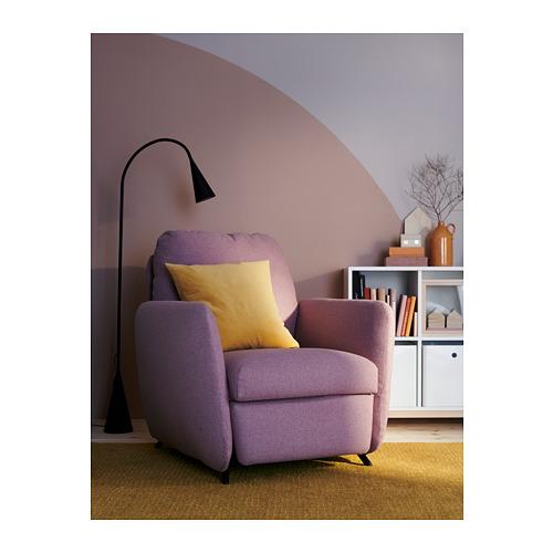 EKOLSUND - 活動躺椅, Gunnared 淺粉褐色   IKEA 香港及澳門 - PH163095_S4