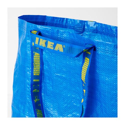 FRAKTA - 購物袋,中, 藍色   IKEA 香港及澳門 - PE618114_S4