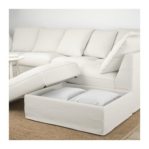 GRÖNLID - u-shaped sofa, 6 seat, with open end/Inseros white | IKEA Hong Kong and Macau - PE669707_S4