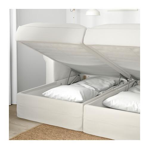 GRÖNLID - 4-seat sofa, with chaise longues/Inseros white | IKEA Hong Kong and Macau - PE669719_S4