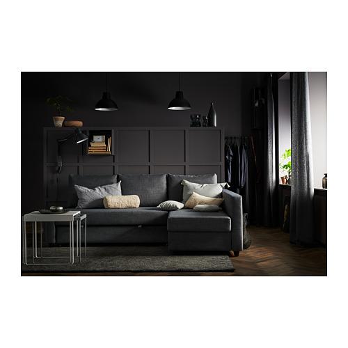 FRIHETEN - corner sofa-bed with storage, Skiftebo dark grey | IKEA Hong Kong and Macau - PH163058_S4