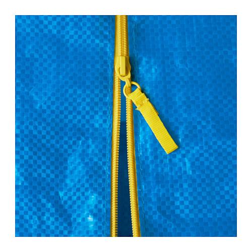 FRAKTA - 手拉車用購物袋, 藍色   IKEA 香港及澳門 - PE618119_S4