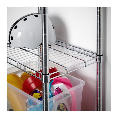 OMAR - shelving unit, galvanised | IKEA Hong Kong and Macau - PE618134_S4